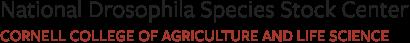 National Drosophila Species Stock Center